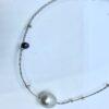 krótki naszyjnik z perłami, ludzie oceanu, żywioł wody, #perły, IMG_5222