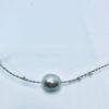 krótki naszyjnik z perłami, ludzie oceanu, żywioł wody, #perły, IMG_5230