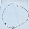 krótki naszyjnik z perłami, ludzie oceanu, żywioł wody, #perły, IMG_5232